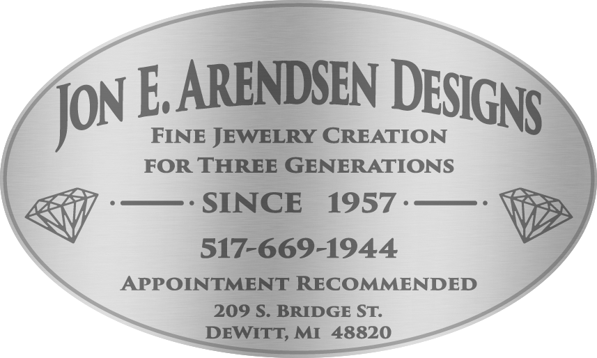 Jon E Arendsen Designs Sign